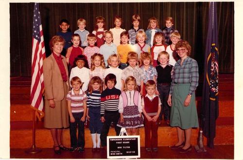 Suzanne Tilton at Timpanogos Elementary School