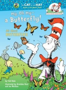 My, Oh My–a Butterfly!