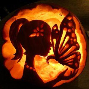 butterflies and pumpkins butterfly lady rh butterfly lady com butterfly pumpkin carving butterfly pumpkin carving stencil
